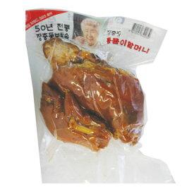 『匠忠洞』味付け豚足(大・1kg) 豚肉 加工食品 韓国料理\ゼラチン質のプリプリ感と肉のシコシコの歯ごたえ!/マラソン ポイントアップ祭