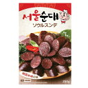 『ソウル』スンデ(250g)自家製軽食 加工食品 韓国料理 韓国食品\韓国本場の味、スンデ/マラソン ポイントアップ祭