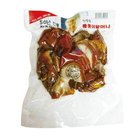 【冷蔵】『匠忠洞』味付け豚足・スライス(400g) 豚肉 加工食品 韓国料理マラソン ポイントアップ祭