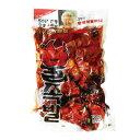 『匠忠洞』激辛味付け豚足(700g) 豚肉 豚足 激辛 火足 カプサイシン 加工食品 韓国料理 \コラーゲンがたっぷり含まれ…
