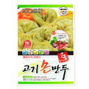 『名家』肉手餃子(420g) ギョーザ 手つくり 肉餃子 冷凍食品 加工食品 韓国料理\皮が厚くてモチモチ、お肉たっぷりボ…