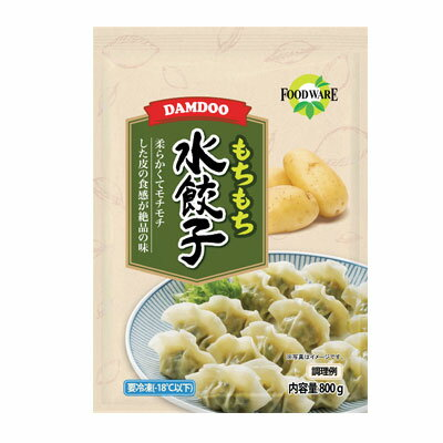 『ダムドゥ』もちもち水餃子(800g・約88個入り) ギョーザ 冷凍食品 加工食品 韓国料理 \柔らかいもちもちとした皮が絶品の味!/スーパーセール ポイントアップ祭