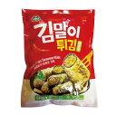 『アッシ』ピリ辛春雨海苔巻き揚げ|春雨のり巻き天ぷら(辛口・500g) チャプチェ 冷凍食品 加工食品 韓国料理 韓国食…