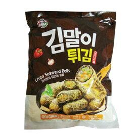 【冷凍】『アッシ』春雨海苔巻き揚げ|春雨のり巻き天ぷら(オリジナル・500g) チャプチェ 加工食品 韓国料理 韓国食材 韓国食品マラソン ポイントアップ祭