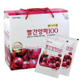 『ウンハ食品』赤玉ねぎエキス100|濃縮液(100ml×50袋) 健康補助食品 韓国食品 スーパーセール × ポイントアップ祭