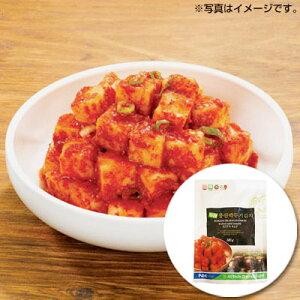 [冷蔵]『韓国農協』カクテキ|大根サイコロキムチ(500g)大根キムチ 韓国キムチ 韓国おかず 韓国料理 韓国食材 韓国食品 マラソン ポイントアップ祭