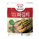 『宗家』パキムチ|ネギキムチ(300g)■100%韓国産 小ねぎ使用チョンガ 韓国キムチ 韓国おかず 韓国料理 韓国食材 韓国食品 マラソン ポイントアップ祭