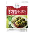 『宗家』カッキムチ|からし菜キムチ(350g) チョンガ 韓国キムチ 韓国食材 韓国食品 マラソン ポイントアップ祭