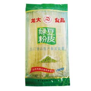 『龍大食品』緑豆粉皮|板春雨(200g) 板はるさめ 乾物 中国春雨 中国麺 中国食材 中国料理 中国食品マラソン ポイントアップ祭