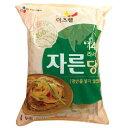 『CJ』14cmだから楽なカット春雨 チャップチェの麺(14cmX1kg) チャプチェ 春雨 オットギ 麺料理 韓国麺 韓国食材 韓国料理 韓国食品\14cmで2回切って、簡単にスピードな料理が可能で