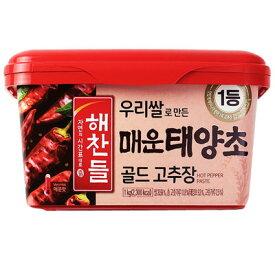 『ヘチャンドル』辛口 コチュジャン 辛みそ(1kg) ゴチュジャン 韓国調味料 韓国料理 韓国食材 韓国食品スーパーセール ポイントアップ祭 マラソン