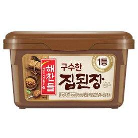 『ヘチャンドル』メジュデンジャン(田舎味噌)|チゲ専用味噌(1kg) テンジャン・香ばしい味 韓国調味料 韓国料理 韓国食材 韓国食品スーパーセール ポイントアップ祭 マラソン