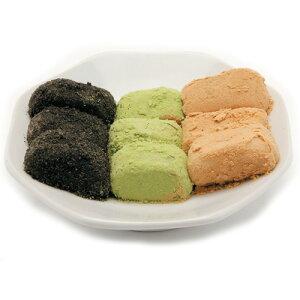 [冷蔵]『韓国お餅』3色インゾルミ■きな粉・緑豆粉・黒ゴマ粉(約300〜330g)お餅 伝統餅 手作り餅 韓国料理 韓国食品 取り寄せスーパーセール ポイントアップ祭