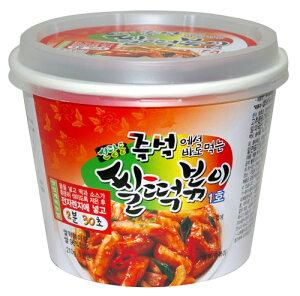 『松鶴』即席カップ米トッポキ(210g) ソンハク インスタント トッポキ 韓国料理 オススメ マラソン ポイントアップ祭 スーパーセール