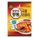 『農心』クッタム スープラッポッキ(イカチャンポン味・380g)スープトッポキ ラッポキ 韓国料理 オススメ\ラーメン …