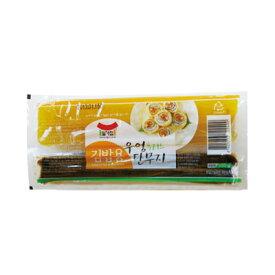 『一家』たくあん&ごぼう|のり巻き用(250g)イルガ 海苔巻き 韓国食材 韓国食品\のり巻き用にカットされてるからこのまま使えて便利/マラソン ポイントアップ祭
