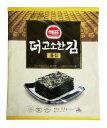 『ヘピョ』味付けのり(全形・7枚) 韓国のり 韓国海苔 韓国料理 韓国食材 韓国食品 マラソン ポイントアップ祭