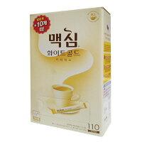 『東西』マキシムホワイトゴールドコーヒーミックス(100包)