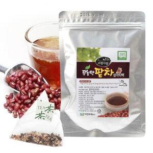 『自然トゥレ』無農薬 あずき茶 (2g×15包)ティーパック状■韓国産 小豆茶 ダイエット茶 韓国お茶 韓国食材 韓国食品\女性の味方!皮付きなので栄養成分たっぷり/スーパーセール ポイント