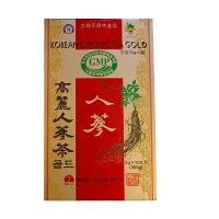 高麗人参茶GOLD・粉末状(3gx100包・紙箱)