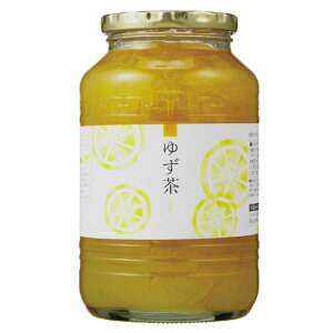 『DSJ』ゆず茶(1kg)はちみつ入り柚子茶 韓国産 伝統茶 健康茶 韓国お茶 韓国飲料 韓国ドリンク 韓国食品マラソン ポイントアップ祭