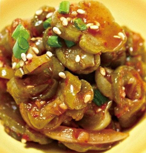 『自家製』ピクルス和え|やや辛口(250g) 惣菜 ピクルス きゅうり おかず おつまみ 韓国おかず 韓国料理 韓国食品\おいしく程よい辛さのピクルス和え/マラソン ポイントアップ祭