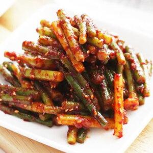 [冷蔵]『自家製』にんにくの芽キムチ(250g) おかず 惣菜 韓国おかず 韓国キムチ 韓国料理 韓国食品マラソン ポイントアップ祭