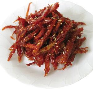 【冷蔵】『自家製』干しタラ和え(200g) プゴク おつまみ 惣菜 韓国おかず 韓国料理 韓国食材 韓国食品マラソン ポイントアップ祭