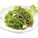 『自家製』わかめの芯炒め(200g)[おかず][惣菜][韓国おかず][韓国料理][韓国食品] マラソン ポイントアップ祭 05P01Oct16