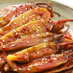 [冷蔵]『自家製』たれ漬け唐辛子キムチ・辛口(500g) 唐辛子 キムチ おかず 惣菜 おつまみ 韓国おかず 韓国キムチ 韓国料理 韓国食品マラソン ポイントアップ祭