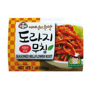 [冷凍]『アッシ』トラジ(キキョウ)キムチ(200g) 惣菜 甘辛 韓国おかず 韓国料理 韓国食品 マラソン ポイントアップ祭