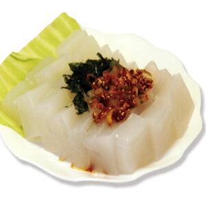 『自家製』チョンポムック|緑豆コンニャク(400g)韓国おかず 韓国料理\緑豆の澱を煮て作ったところてん状の食品/マラソン ポイントアップ祭