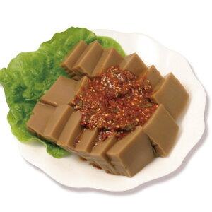 [冷蔵]『自家製』ドトリムック|ドングリコンニャク(400g) こんにゃく 惣菜 韓国おかず どんぐり 豆腐 韓国料理マラソン ポイントアップ祭