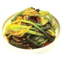 『自家製』小松菜キムチ(500g)[惣菜][韓国おかず][韓国キムチ][韓国料理][韓国食品] マラソン ポイントアップ祭