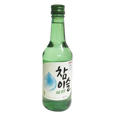 『眞露』チャミスル焼酎 17.8度(360ml・アルコール17.8%) ジンロ JINRO 韓国焼酎 韓国酒 韓国食品 マラソン ポイントアップ祭