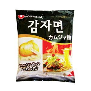 『農心』ジャガイモ麺|じゃがいもラーメン(117g×1個)ノンシム NONG SHIM 韓国ラーメン インスタントラーメンマラソン ポイントアップ祭