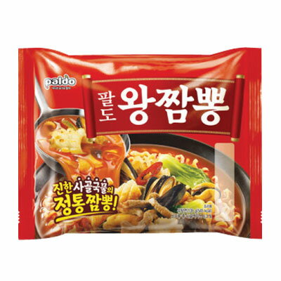 『Paldo』ブルチャンポン(139g)|激辛チャンポンパルド 韓国ラーメン インスタントラーメン 韓国料理\コクと深みがあるスープと太い麺が絶妙のハーモニー/マラソン ポイントアップ祭
