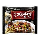 『Paldo』ジャジャン麺(203g×1個)パルド 韓国ラーメン インスタントラーメンジャージャー麺 チャジャン麺 ジャジャン麺マラソン ポイントアップ祭