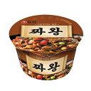 『農心』チャ王(チャワン)カップ麺(105g) チャジャンカップラーメン 韓国ラーメン ...