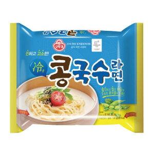『オトギ』コングクス ラーメン ? 豆乳そうめん(135g) オトッギ インスタントラーメン 豆乳 そうめん 夏 豆乳冷麺 おいしい 韓国ラーメン\冷たい豆乳スープでいただく麺料理を簡単に!/マ