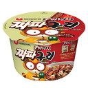 『農心』チャパグリカップ麺(大・114g×1個)韓国ラーメン インスタントラーメン カップ麺 韓国食品マラソン ポイントアップ祭