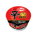 『農心』辛ラーメン カップ麺・大[カップラーメン][大盛カップ][シンラーメン][ノンシ...