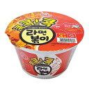 『オトギ』ラーメンポッキ(ラーメン+トッポキソース味カップ麺・120g×1個) オトッギ ラポッキ トッポギ 辛い 韓国ラーメン インスタントラーメン カップ麺\トッポキのソースで味付け!甘辛ソースが