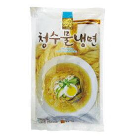 『清水』冷麺|乾麺+液状スープ入り(720g・約4人前)韓国冷麺 韓国料理 韓国食品\さっぱり味が体も涼しく〜猛暑には冷麺/マラソン ポイントアップ祭