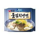 『農心』ドゥンジ冷麺|水冷麺(161g・1人前)ノンシム インスタント 麺料理 韓国冷麺 韓国食品 マラソン ポイントアップ祭