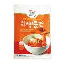 【冷蔵】『宗家』生チョル麺セット(420g・2人前) チョンガ チョル麺 汁なし麺 麺料理 韓国麺 韓国食材 韓国食品マラ…