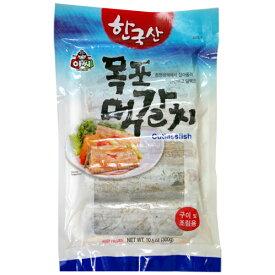 [冷凍]『アッシ』木浦太刀魚(300g)■韓国産 タチウオ 魚類 焼き魚 煮物 冷凍食材 韓国料理 韓国食品マラソン ポイントアップ祭 スーパーセール