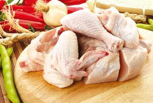 『鶏肉類』カット鶏(1kg)■ から揚げ 炒め物 煮物 タッカルビ 韓国料理 韓国食材 韓国食品 マラソン ポイントアップ祭