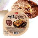 『東遠』もっちり美味しい薬食|ヤクシク(210g)ドンウォン ヤクシク ヤクパップ レンチン もち米 シナモン ナツメ 松…