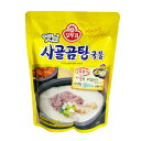『オトギ』 牛骨スープ サゴル コムタン (500g・辛さ0) オットギ 鍋料理 韓国レトルト 韓国スープ 韓国料理 韓国食品\栄養の豊富な牛骨を長時間じっくり煮込んでコクがあって濃厚なスープ/ マラ